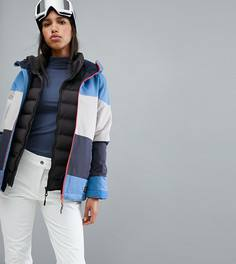 Горнолыжная куртка в полоску ONeill - Синий Oneill