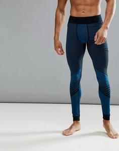 Черные леггинсы Craft Sportswear Active Intensity 1905340-999336 - Черный