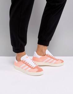 Кроссовки adidas Gazelle Primeknit - Розовый