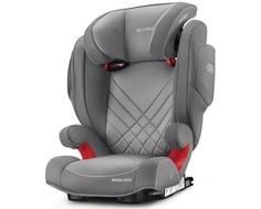 Автокресло Recaro «Monza Nova 2 SeatFix» 15-36 кг Aluminum Grey