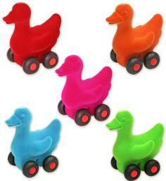 Развивающая игрушка Rubbabu «Лебедь» 10 см в ассортименте