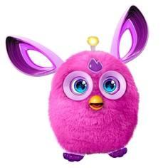 Интерактивная игрушка Furby Connect темные цвета в ассортименте