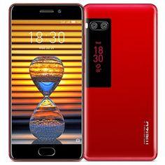 Сотовый телефон Meizu Pro 7 64Gb Red