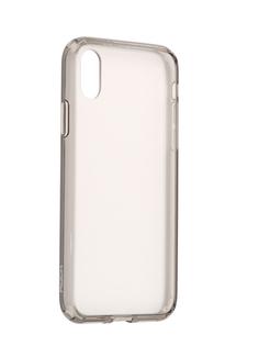 Аксессуар Чехол Rock Pure Pro для iPhone 8 Transparent-Black 07844