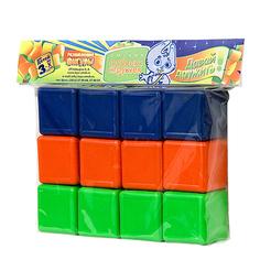 Игрушка Омская фабрика игрушек Кубики цветные 0320