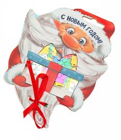 Новогодний сувенир Страна Карнавалия Конфетти Дедушка Мороз 1376108