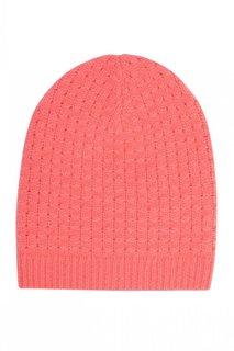 Кашемировая шапка розовая Bonpoint