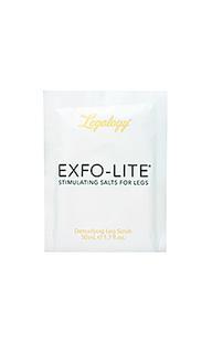 Стимулирующая соль для ног exfo-lite - Legology