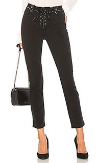 Укороченные узкие джинсы arden - PAIGE