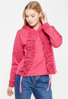 Худи LOST INK RUFFLE TRIM HOODY