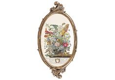 Репродукция «12 месяцев цветения» (Август) Object Desire