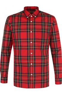 Мужские рубашки в красную клетку – купить рубашку в интернет ... 07a2d2f6f52