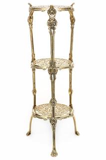 Столик, 3 круглые столешницы Stilars
