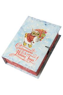 Коробка Новогодняя сова MAGIC HOME