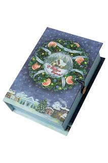 Коробка Новогодний венок MAGIC HOME