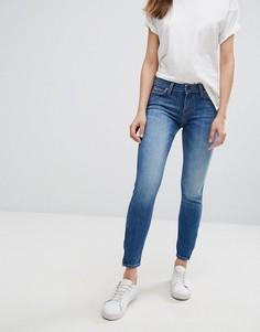 Укороченные джинсы скинни Lee Scarlett - Синий