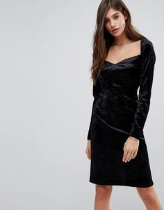 Платье миди Vero Moda - Черный