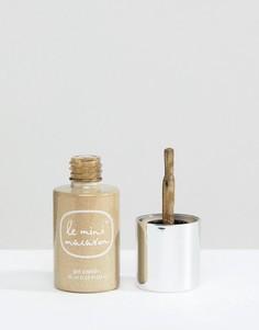 Гелевый лак для ногтей Le Mini Macaron - Золотой