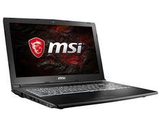 Ноутбук MSI GL62M 7REX-2093XRU 9S7-16J962-2093 (Intel Core i7-7700HQ 2.8 GHz/8192Mb/1000Gb + 128Gb SSD/No ODD/nVidia GeForce GTX 1050Ti 4096Mb/Wi-Fi/Bluetooth/Cam/15.6/1920x1080/DOS)