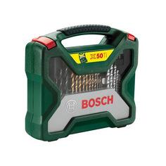 Набор инструмента Bosch X-Line-50 Titanium 2607019327