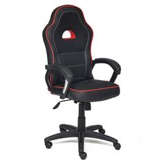 Компьютерное кресло TetChair Shummy Black-Red 36-6/36-161/11