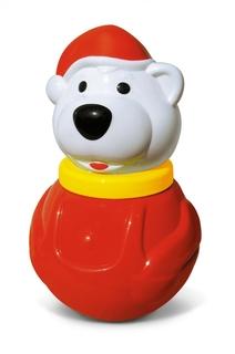 Игрушка Stellar Неваляшка Белый медведь-2 01614