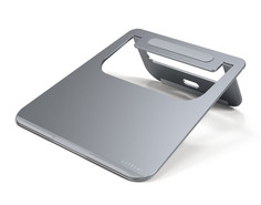 Аксессуар Подставка Satechi Aluminum Laptop Stand для APPLE MacBook Grey ST-ALTSM