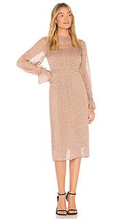Платье с длинным рукавом allegra - Line & Dot