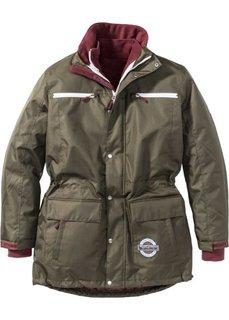 Куртка 4 в 1 (темно-оливковый) Bonprix