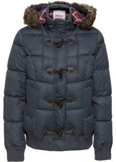 Куртка дафлкот (ночная синь) Bonprix