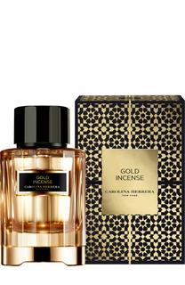 Парфюмерная вода Confidential Gold Incense Carolina Herrera