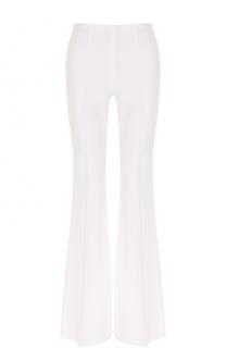 Однотонные расклешенные брюки со стрелками Michael Kors