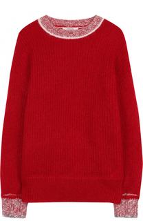 Пуловер свободного кроя с круглым вырезом Dorothee Schumacher