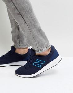 Синие кроссовки New Balance 420 - Синий