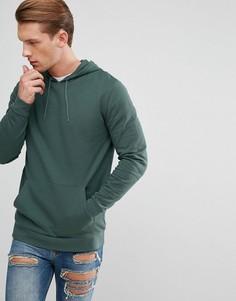 Худи зеленого цвета ASOS - Зеленый