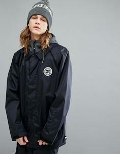 Спортивная куртка с капюшоном DC Shoes Snow Cash Only - Черный