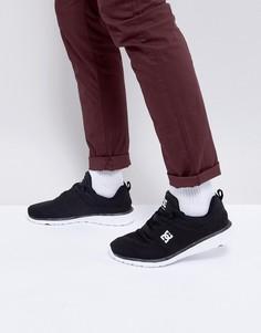 Кроссовки DC Shoes Heathrow - Черный