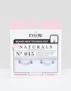 Накладные ресницы Eylure Naturals 015 - Черный