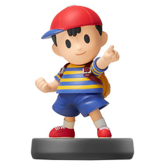 Фигурка Amiibo Ness Super Smash Bros Коллекция