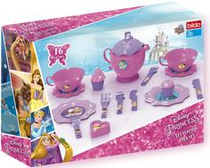Игровой набор посуды для чая «Принцесса» Bildo