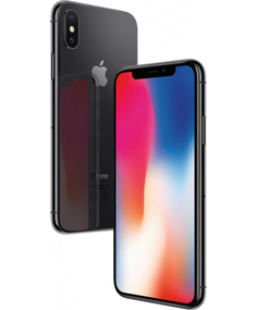 Сотовый телефон APPLE iPhone X 256Gb Space Gray MQAF2RU/A