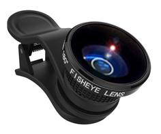 Гаджет Объектив Kenko Real Pro Fisheye 180 с креплением Pro Clip