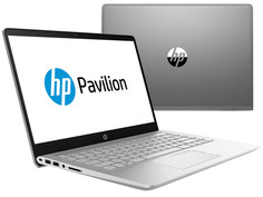 Ноутбук HP Pavilion 14-bf105ur 2PP48EA (Intel Core i7-8550U 1.8 GHz/8192Mb/1000Gb + 128Gb SSD/No ODD/nVidia GeForce 940MX 4096Mb/Wi-Fi/Cam/14.0/1920x1080/Windows 10 64-bit)