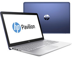 Ноутбук HP Pavilion 15-cc104ur 2PN17EA (Intel Core i5-8250U 1.6 Ghz/6144Mb/1000Gb/DVD-RW/nVidia GeForce 940MX 4096Mb/Wi-Fi/Cam/15.6/1920x1080/Windows 10 64-bit)