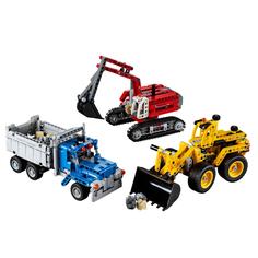 Конструктор Lego Technic Строительная команда 42023