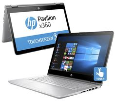Ноутбук HP Pavilion x360 14-ba105ur 2PQ12EA (Intel Core i7-8550U 1.8 GHz/8192Mb/1000Gb + 128Gb SSD/No ODD/nVidia GeForce 940MX 4096Mb/Wi-Fi/Bluetooth/Cam/14.0/1920x1080/Touchscreen/Windows 10 64-bit)