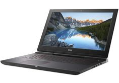 Ноутбук Dell Inspiron 7577 7577-5983 (Intel Core i7-7700HQ 2.8 GHz/16384Mb/1000Gb + 128Gb SSD/nVidia GeForce GTX 1050Ti 4096Mb/Wi-Fi/Cam/15.6/1920x1080/Linux)