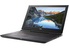 Ноутбук Dell Inspiron 7577 7577-5464 (Intel Core i7-7700HQ 2.8 GHz/16384Mb/1000Gb + 256Gb SSD/nVidia GeForce GTX 1060 6144Mb/Wi-Fi/Cam/15.6/1920x1080/Linux)