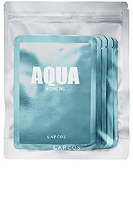 Тканевая маска aqua - LAPCOS