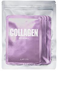 Тканевая маска collagen - LAPCOS